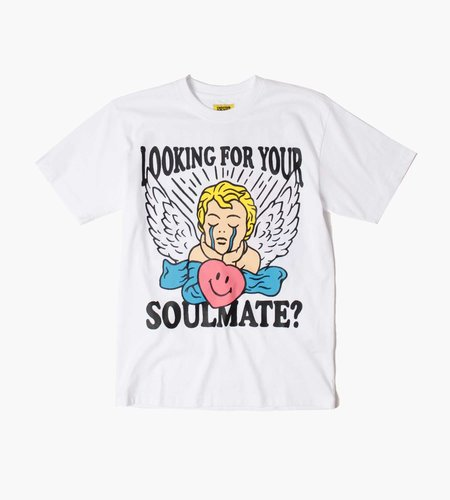 China Town Market China Town Market Smiley Fortune Ball Soul Mate T-Shirt White