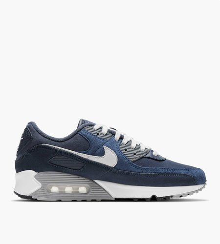 Nike Nike Air Max 90 PRM Obsidian Summit White-Midnight Navy