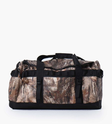 The North Face The North Face Base Camp Duffel Kelptan Forestfloor Print TNF Black