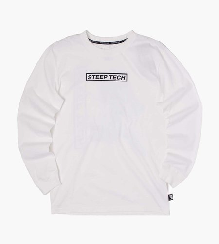 The North Face The North Face U Steep Tech Light Longsleeve Top TNF White