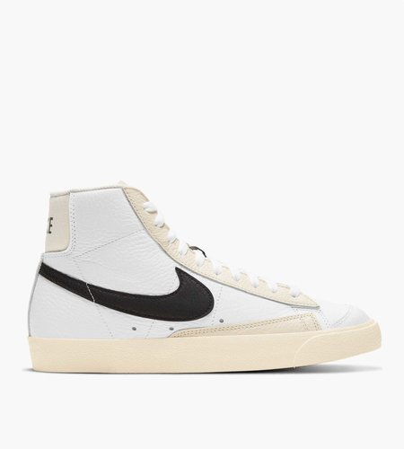 Nike Nike W Blazer Mid '77 Summit White Black-Pale Ivory-Beach