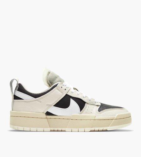 Nike Nike W  Dunk Low Disrupt Black White-Pale Ivory-Beach
