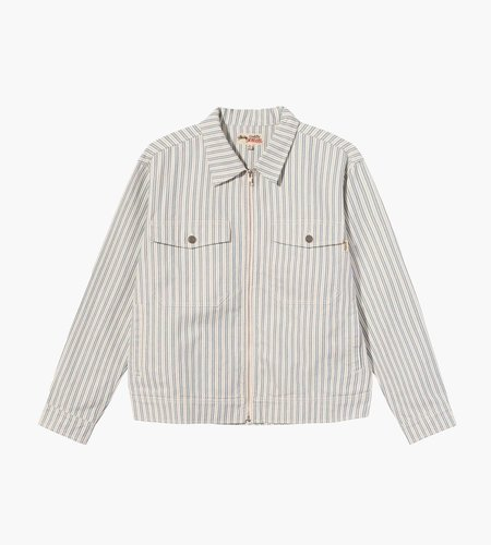 Stussy Stussy Stripe Garage Jacket Stripe
