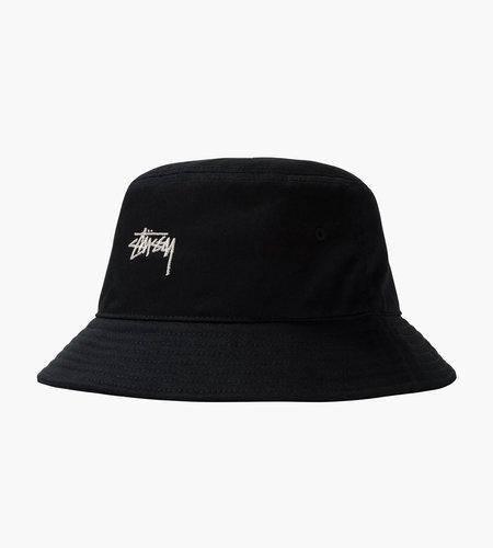 Stussy Stussy Stock Bucket Hat Black
