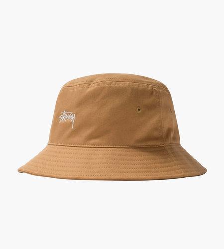 Stussy Stussy Stock Bucket Hat Khaki
