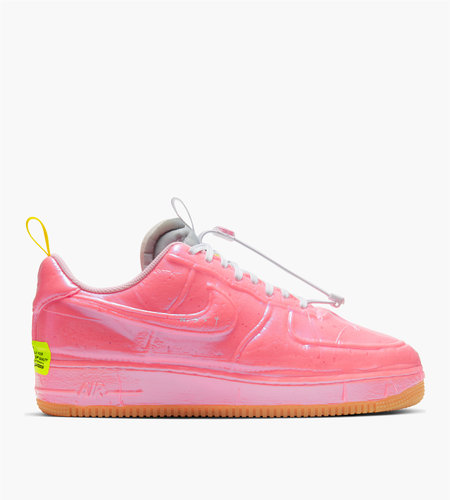 Nike Nike Air Force 1 Experimental Racer Pink Arctic Punch-Sail-Opti Yellow