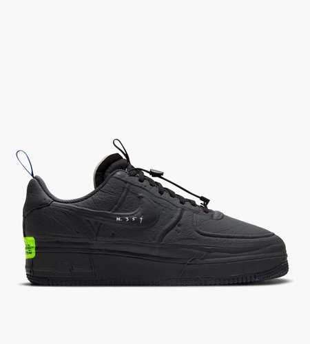Nike Nike Air Force 1 Experimental Black Anthracite-Chile Red-Hyper Royal
