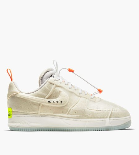Nike Nike Air Force 1 Experimental White/Sail-Atomic Orange-Black