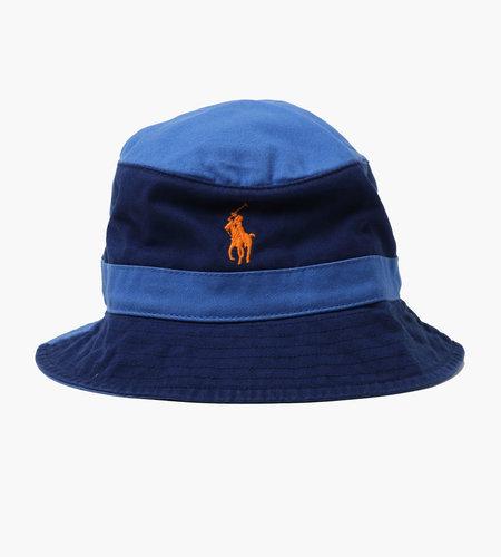 Polo Ralph Lauren Polo Ralph Lauren M Classics 2 Loft Bucket Hat Fall Royal New Iris