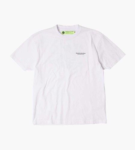 New Amsterdam Surf Association New Amsterdam Surf Association Section Tee White
