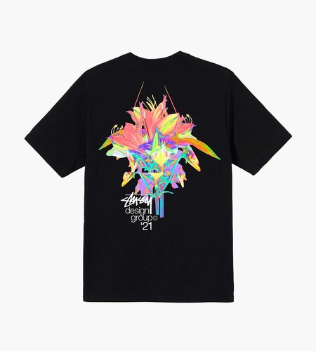 Stussy Stussy Design Group 21 Tee Black