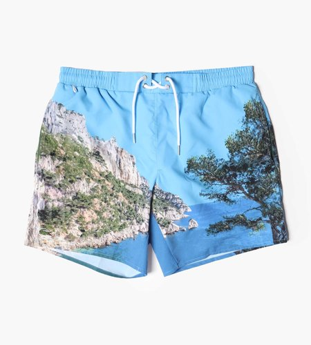Lacoste Lacoste 1HM1 Swimming Trunks 03 Ibiza Multico