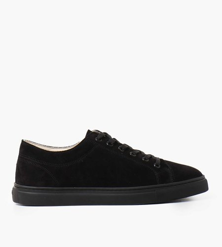 ETQ ETQ LT 01 Premium Suede All Black