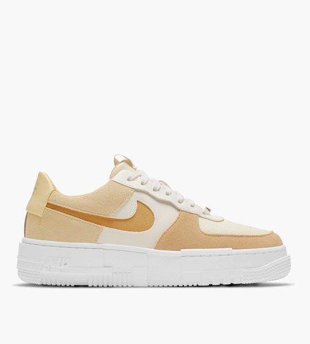 Nike Nike W AF1 Pixel Sail Bucktan-Coconut Milk-Lemon Drop