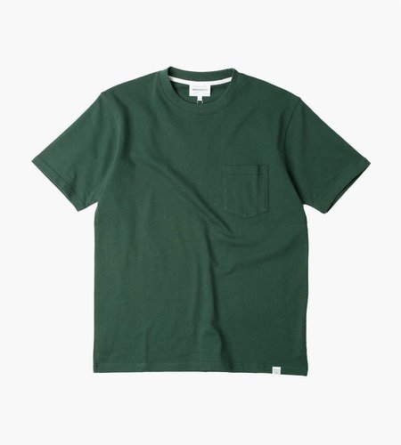 Norse Projects Norse Projects Johannes Pocket T-Shirt Dartmouth Green
