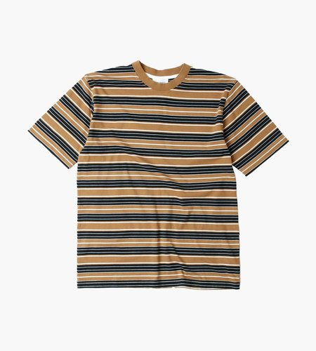 Norse Projects Norse Projects Johannes T-Shirt Multi Stripe Duffle