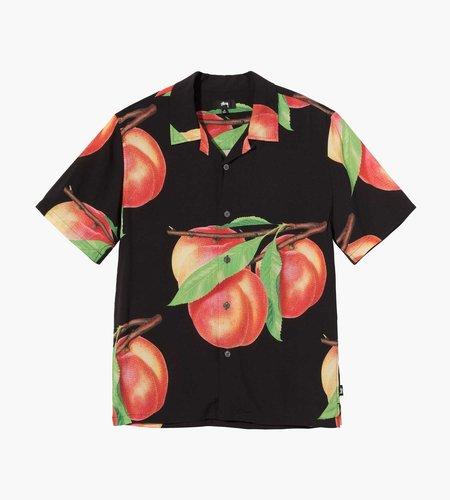 Stussy Stussy Peach Pattern Shirt Black