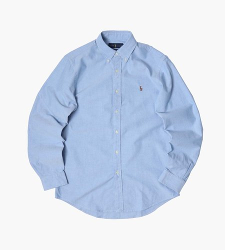 Polo Ralph Lauren Polo Ralph Lauren Cubdppcs Long Sleeve Sport Shirt Blue