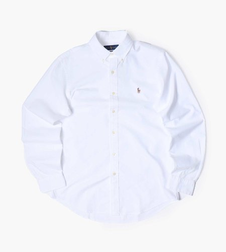 Polo Ralph Lauren Polo Ralph Lauren Oxford White