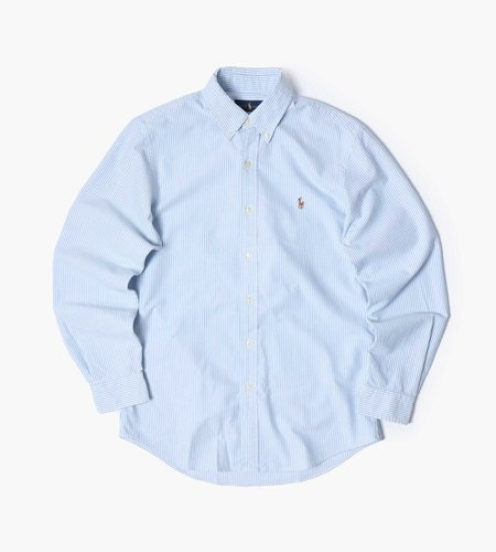 Polo Ralph Lauren Polo Ralph Lauren Oxford Blue White Stripe