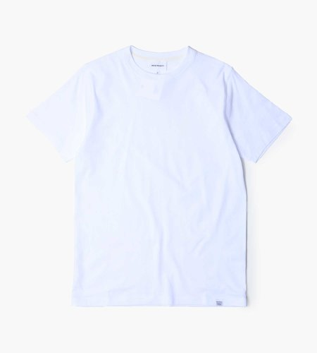 Norse Projects Norse Projects Niels Standard T-Shirt White