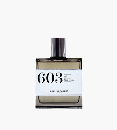 Bon Parfumeur Bon Parfumeur 603 Les Privés Leather Incence Tonka