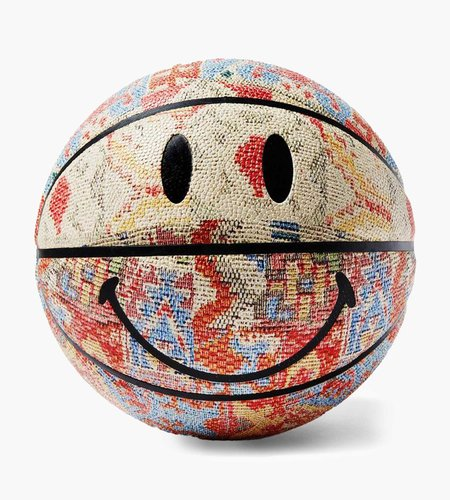 China Town Market China Town Market Smiley Patchwork Rug Basketball