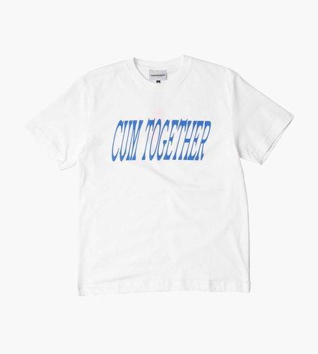 Carne Bollente Carne Bollente Cum Together T-Shirt White