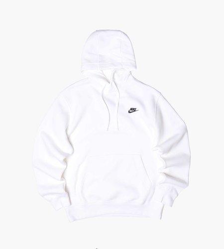 Nike Nike Sportswear Club Fleece White White Black