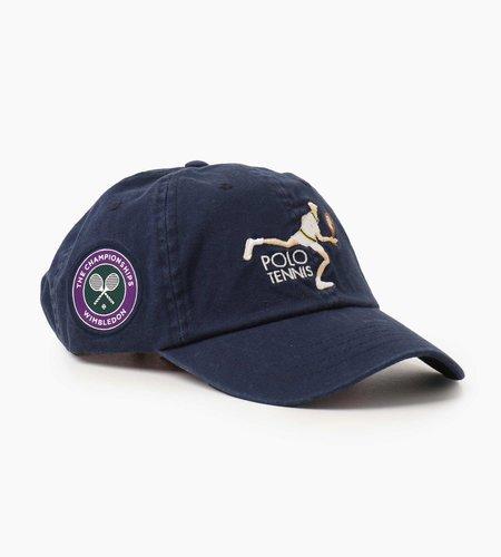 Polo Ralph Lauren Polo Ralph Lauren M Wimbledon Retail CLS SPRT Cap Hat French Navy