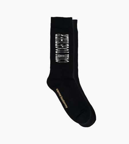 Carne Bollente Carne Bollente Kool & The Gang Bang Socks Black