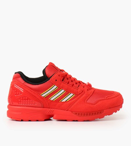 Adidas Adidas Zx 8000 Lego Actred Footwear White Actred