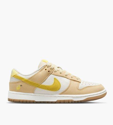 Nike Nike W Dunk Low Lemon Drop Opti Yellow Sail Zitron
