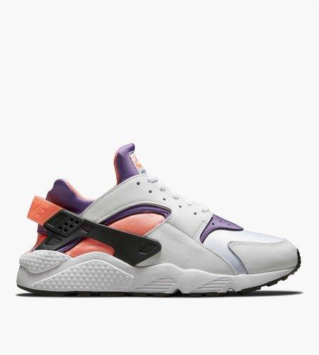 Nike Nike Air Huarache White Purple Bright Mango Black