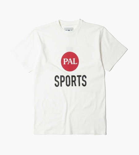 PAL Sporting Goods PAL Broadcast Logo T-Shirt Off The Grid White