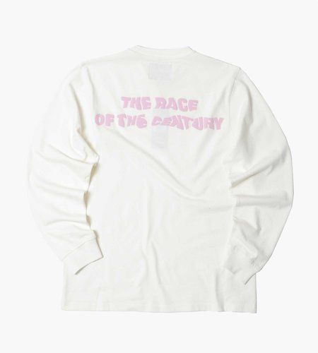 PAL Sporting Goods PAL Race Of The Century Longsleeve Off The Grid White