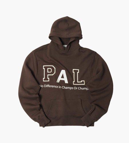 PAL Sporting Goods PAL Jock Hoody Deep Brown