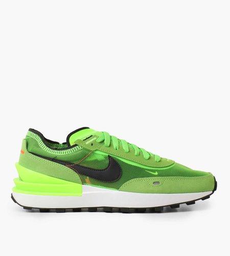 Nike Nike Waffle One Electric Green Black Mean Green