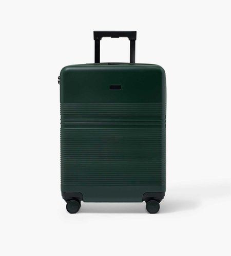 Nortvi Nortvi Rainforest Green Essential 36L Suitcase
