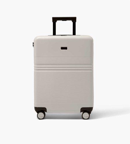 Nortvi Nortvi Sandwhite Essential 36L Suitcase