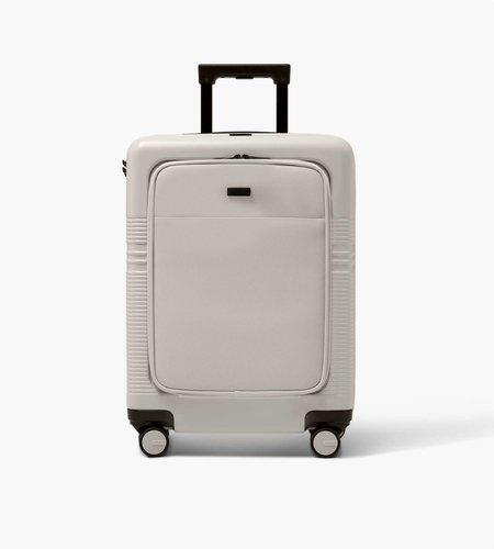 Nortvi Nortvi Sandwhite Front Pocket 39L Suitcase