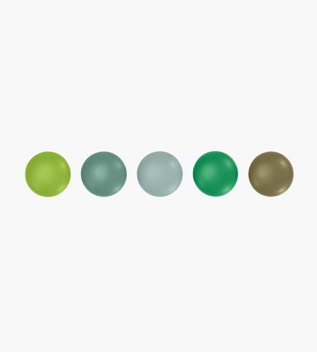 Vitra Vitra Magnet Dot Set Green