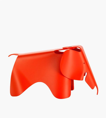 Vitra Vitra Eames Elephant (Small) Poppy Red