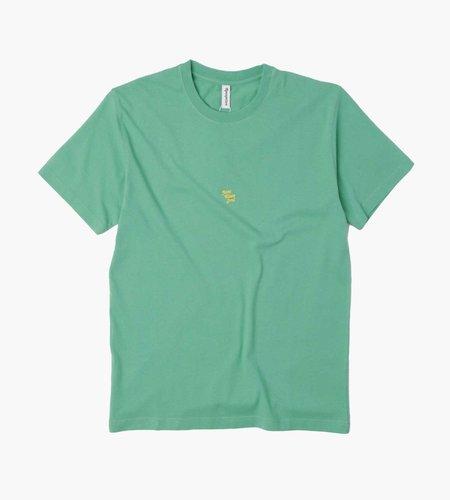 Reception Reception T-Shirt ''Reception'' Green