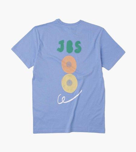 Reception Reception T-Shirt ''JBS'' Blue