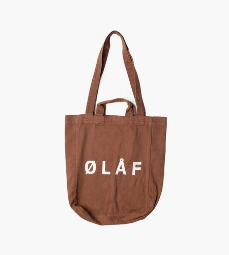 OLAF OLAF Tote Bag Khaki