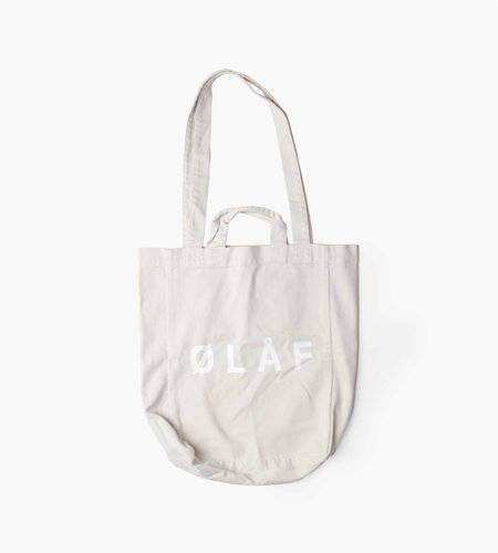 OLAF OLAF Tote Bag Beige