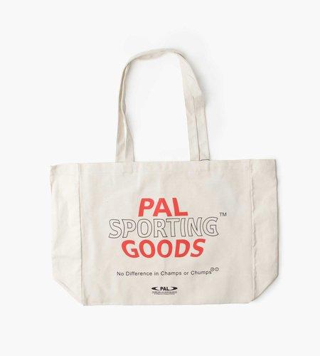 PAL Sporting Goods PAL Tota Canvas Bag Marshmellow Red