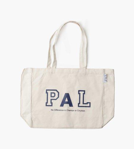 PAL Sporting Goods PAL Tota Canvas Bag Marshmellow Blue