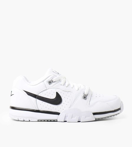 Nike Nike Cross Trainer Low White Black-Particle Grey